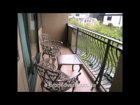 Кованые балконы. Металлические балконы
