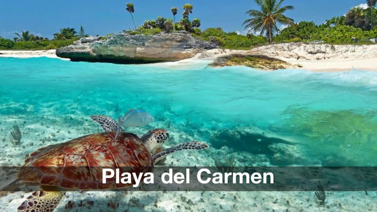 Best vacation destinations in mexico youtube for February vacation spots for family
