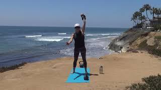 Summer Workout - Single Bell Kettlebell Workout