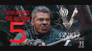 Vikings Season 5 - Trailer season 5  - Air 2017 -  VOSTFR HD