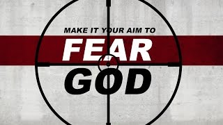 Make It Your Aim to Fear God - Tim Conway