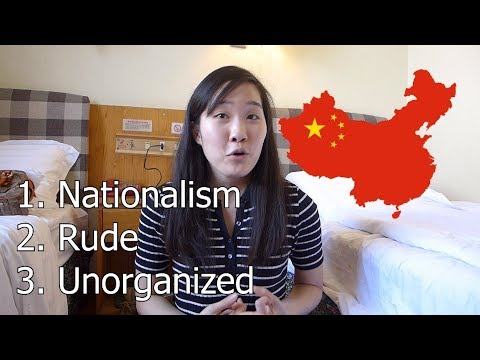 What I DON'T Like About China