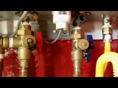 Rheem Tankless Lime and Scale Flushing
