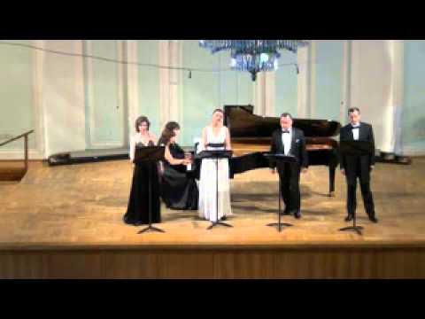 Brahms Neue Liebeslieder Waltzes, Op.65 9 Nagen am Herzen fühl ich