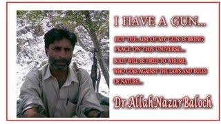 Dr. Allah Nazar Baloch VOA pasho interview
