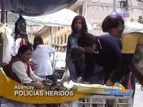 Abancay: Tensa tregua luego de violentos enfrentamientos que dejaron más de 70 heridos