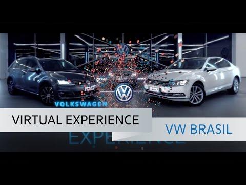 Volkswagen Virtual Experience | 2016 | VWBrasil