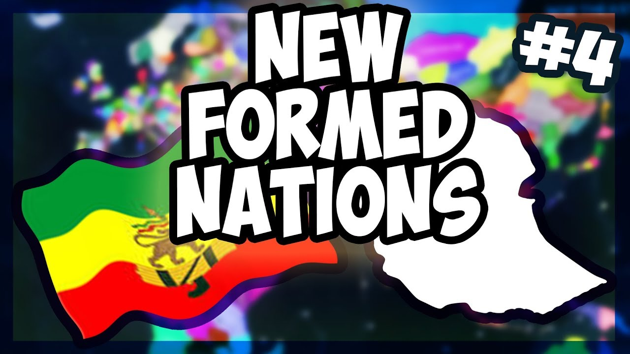 HOI4   ALL STATES INDEPENDENT - BATTLE ROYALE   NEW FORMABLE NATIONS! [4]  [Hearts of Iron 4]
