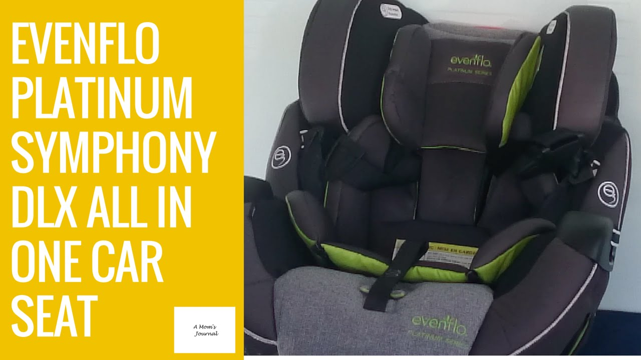 Youtube Evenflo Car Seat