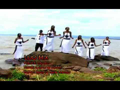 Luo Gospel Mix -