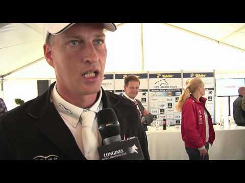 Longines Global Champions Tour 2013 - Hamburg - Marc Houtzager (winner CSI5* 1.55m)