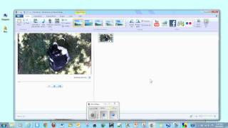 Rotate iPhone Video in Windows 7 Using Live Moviemaker