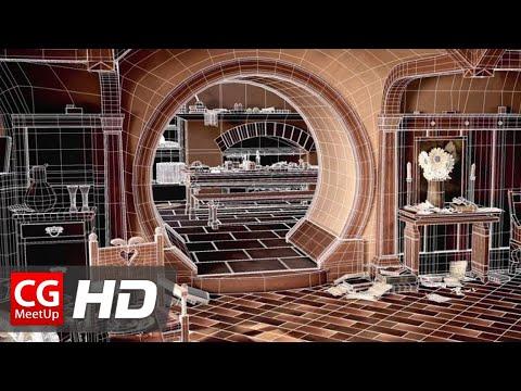 "CGI Showreel HD ""Bag End 3D Interior Breakdown"" by Jay Shadlow | CGMeetup"
