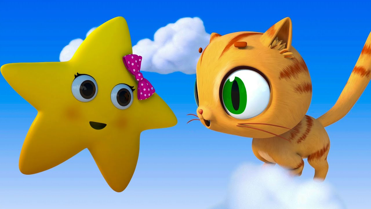 Twinkle and Kitty Cat | Educational Kids Videos | Learn with Twinkle