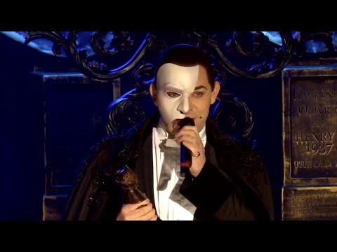 Ben Forster - Olivier Audience Award for Phantom of the Opera