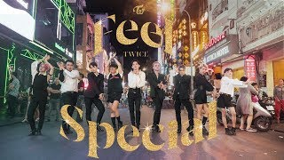 [KPOP IN PUBLIC] TWICE (트와이스) - FEEL SPECIAL | Dance cover by CiME from Vietnam