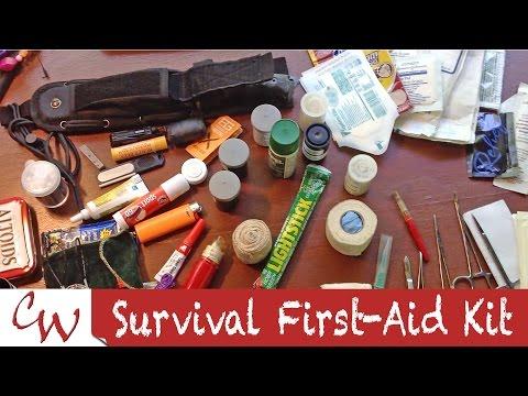 Comprehensive First Aid, Survival, & Essentials Kit