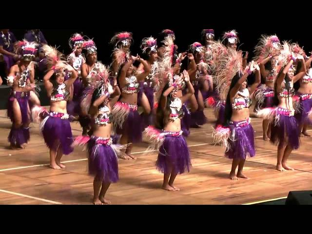 Rarotongas Te Maeva Nui 2013 - Tongareva Ura Pau