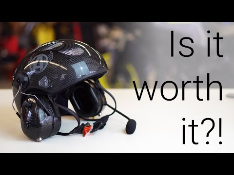 The World's Most Expensive Paramotor Helmet!!! - GIVEAWAY