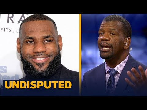 Rob Parker says LeBron came to L.A. for Hollywood, not championships | NBA | UNDISPUTED