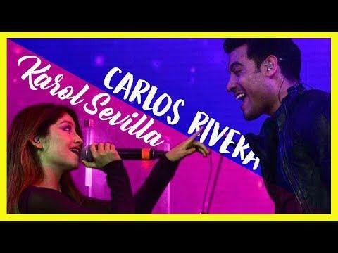 Karol Sevilla I #ConociendoACarlosRivera I Carlos Rivera