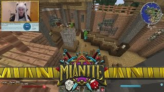 Minecraft: Mianite: THE GREAT PRISON BREAK!! [S2:E16]