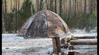 Палатка Берег УП-5, быт для троих