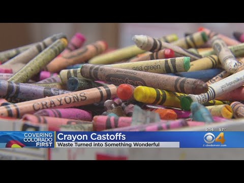 BEARDO - Local Family Is Creating A Business Out Of Old Crayons