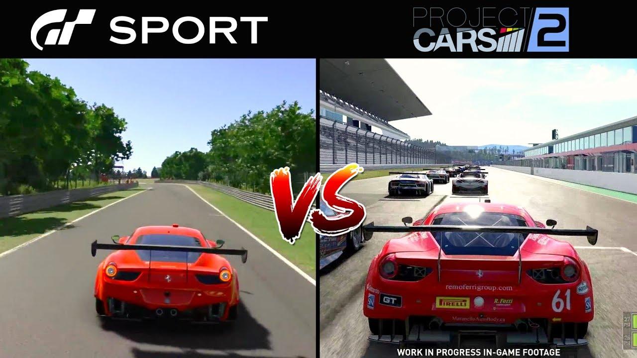 Gran Turismo Sport Old Cars
