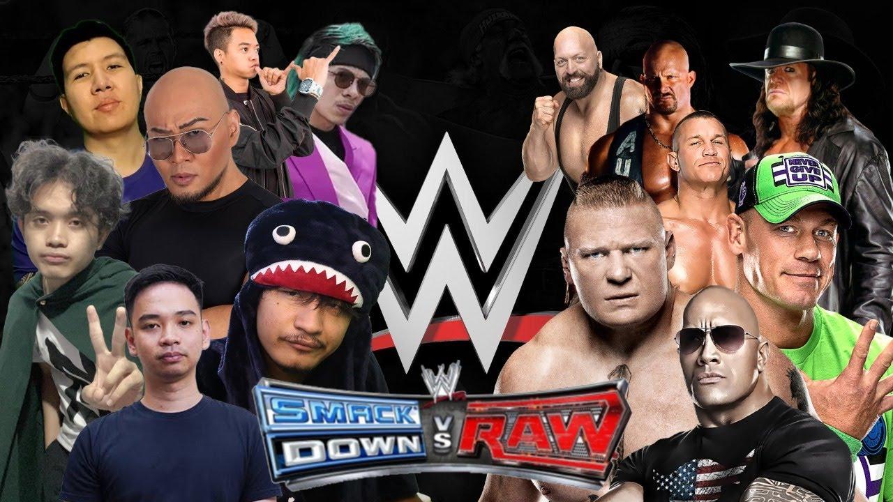 Download EPIC BATTLE Youtuber Indo VS WWE Champion!