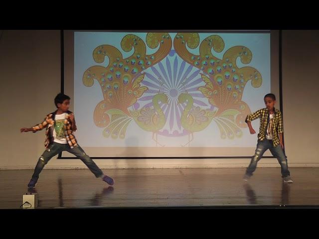 Rangu buster(Vikhat&Harshil)