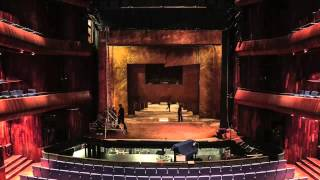 2014 Wexford Festival Opera Set Build time-lapse