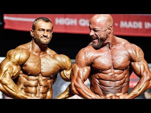 Bodybuilder chancenlos?! Deutsche Meisterschaft 💪🏻