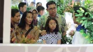Wahana 40 Tahun AQUA Bersama Untuk Indonesia - Solo