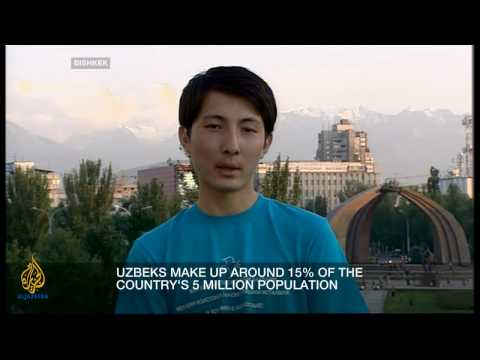 Inside Story - A new constitution for Kyrgyzstan?
