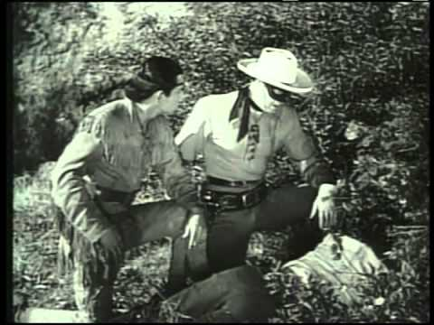 The Lone Ranger - Old Joe's Sister