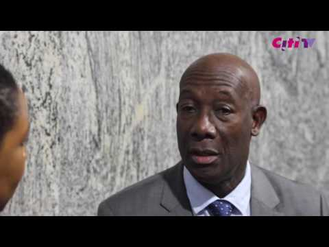 Business Today: Trinidad and Tobago Prime Minister