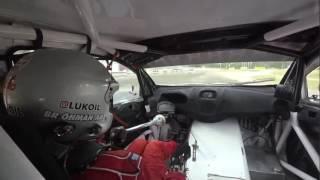 Mats Öhman - 95% paralyzed in a 600BHP RX Supercar