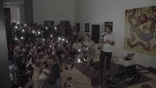 "Circa Survive - ""I Felt Free"" (Acoustic) @ Esao Andrews Art Exhibition"
