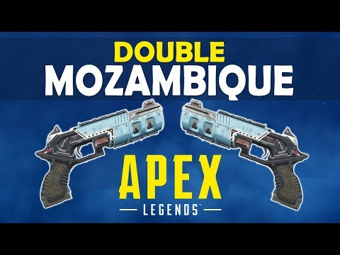 MOZAMBIQUE ONLY CHALLENGE | HIGH KILL FUNNY GAME - (APEX LEGENDS)