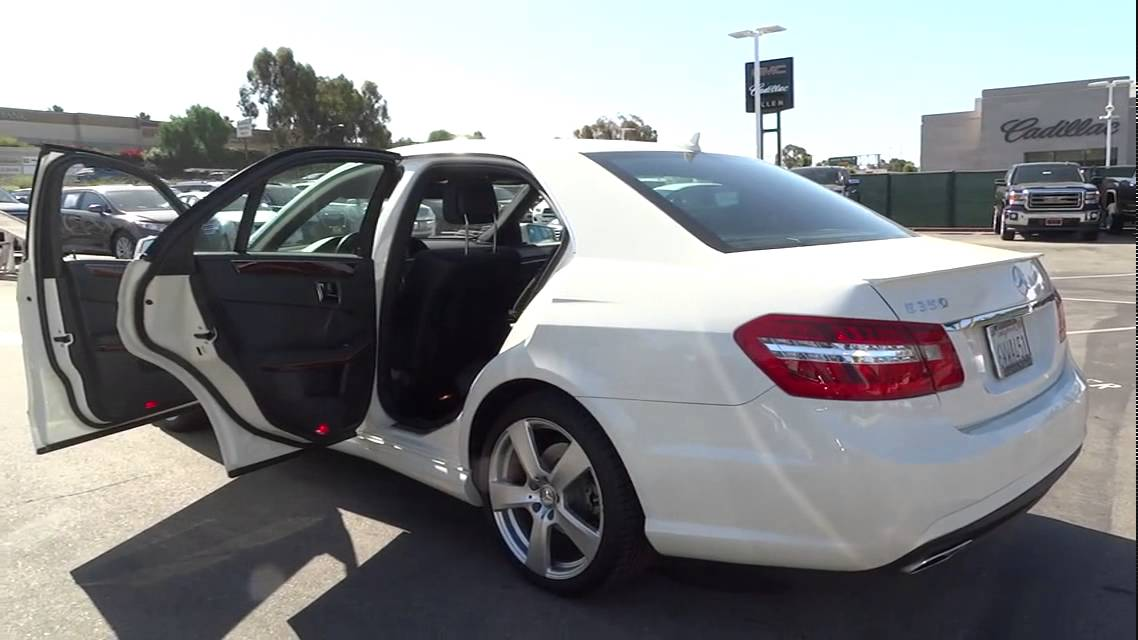 2012 mercedes benz e class orange county irvine laguna for Orange county mercedes benz