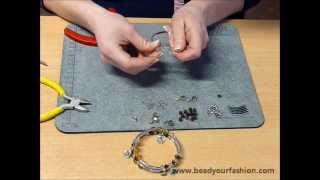 Making jewelry - DIY Project 5: Making a memory wire bracelet Thumbnail