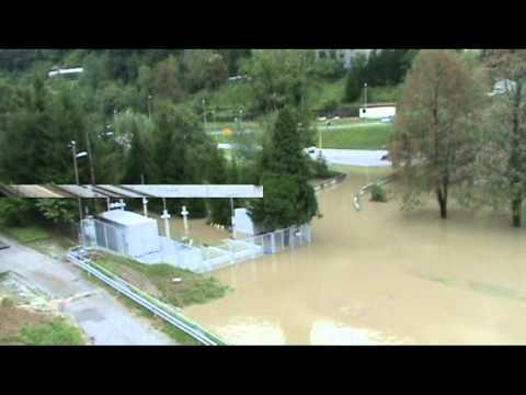 Hrastnik Poplave 19.09.2010.mpg