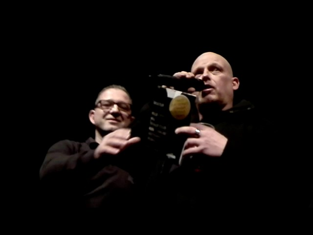 Joke Jay and Rick Schah (AND ONE)  for BEYOND OBSESSION