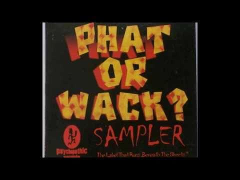 Insane Clown Posse vs Twiztid : Phat or Wack Sampler