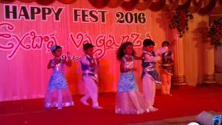 Thodu Vaanam  song Dance