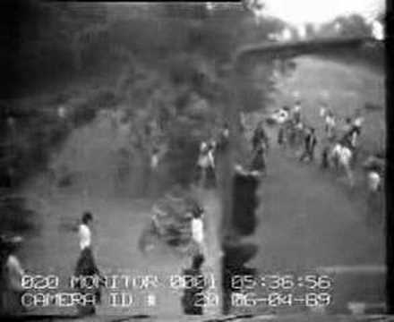 北京戒严指挥部制作的短片