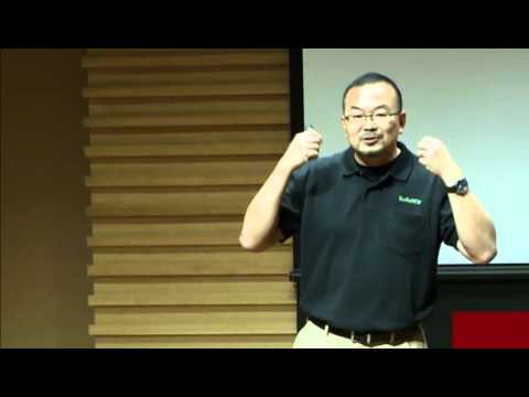 Taking on the global grand challenges of water, energy, food and sanitation | Daniel Yeh | TEDxUSF