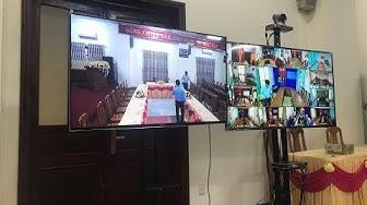 Hướng dẫn lắp đặt và cấu hình hội nghị truyền hình trực tuyến AVAYA