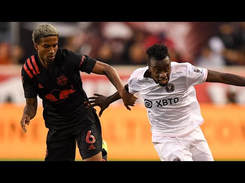 New York Red Bulls Inter Miami Goals And Highlights
